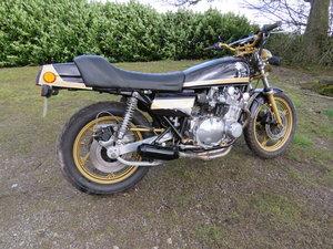1978 Suzuki gs1000 nice clean bike with period mods