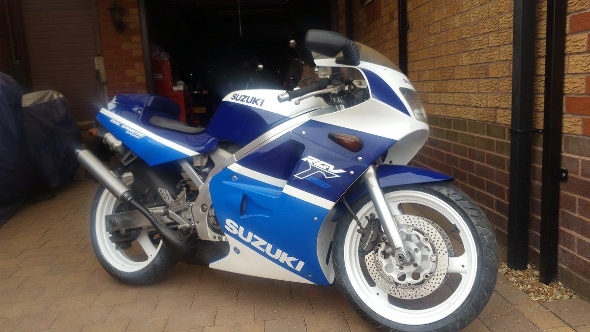 1991 Suzuki rgv250 vj21 For Sale (picture 2 of 3)