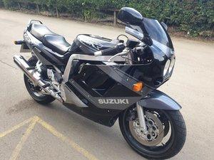 1989 Suzuki GSXR 1100K For Sale by Auction