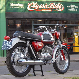 1966 Suzuki T20 Super Six, In Concours Condition. For Sale