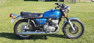 1975 Suzuki GT500