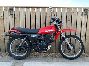 Picture of 1978 SUZUKI SP 370 SP370 MINT CLASSIC TRAIL BIKE PX TRIALS XT500