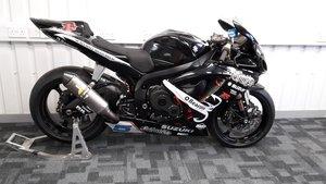 0000 Suzuki GSXR 600 K7 ex-Bruce Anstey 06/05/20 SOLD by Auction