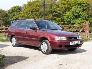 1998 Suzuki 1.6 GLX Estate  - low mileage