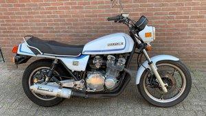 1980 Suzuki GSX 1100 naked version