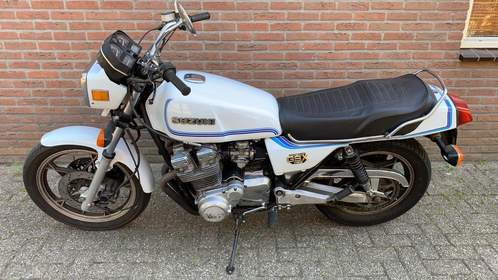 1980 Suzuki GSX 1100 naked version  For Sale (picture 3 of 6)