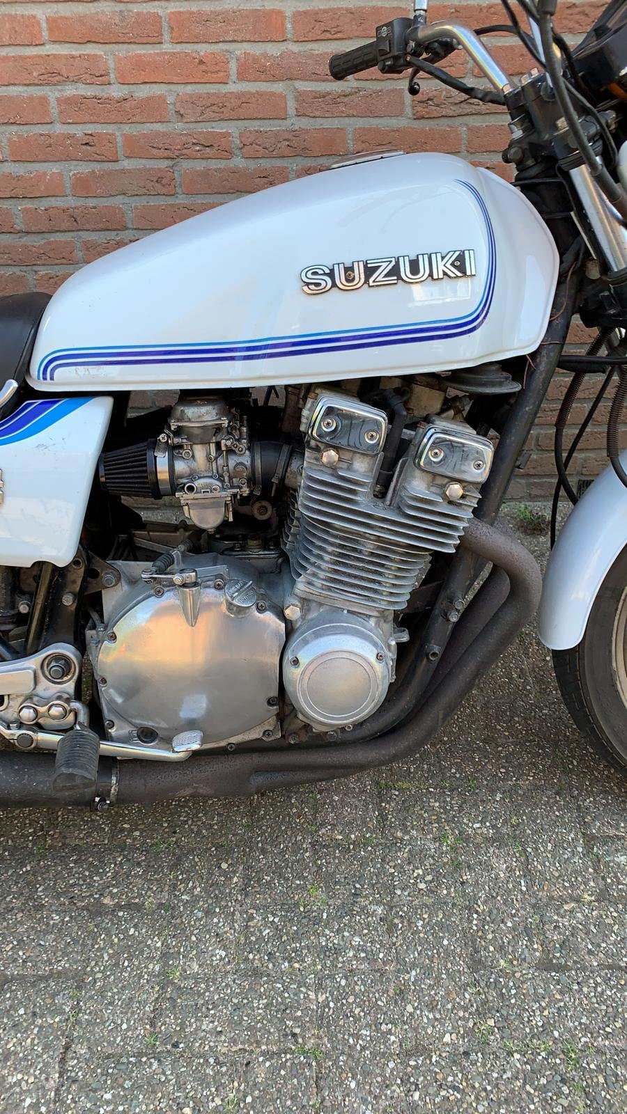 1980 Suzuki GSX 1100 naked version  For Sale (picture 5 of 6)