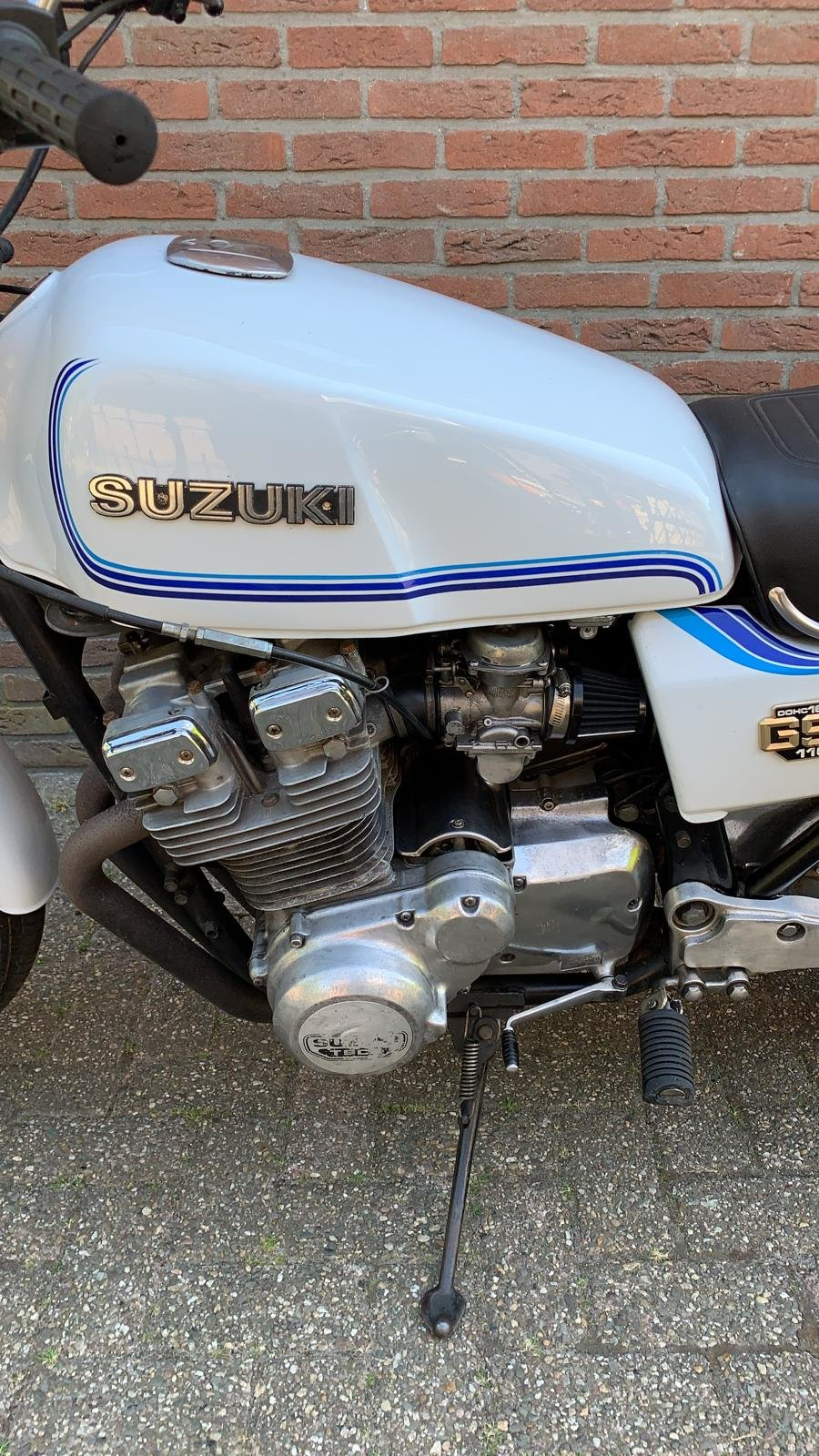 1980 Suzuki GSX 1100 naked version  For Sale (picture 6 of 6)