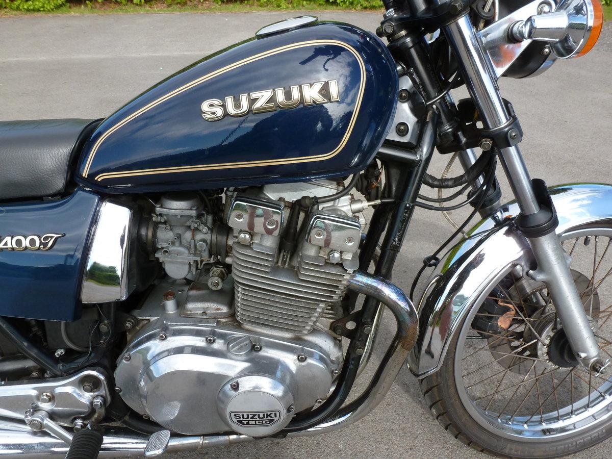 1981 Classic Suzuki GSX400T - excellent condition SOLD (picture 3 of 6)