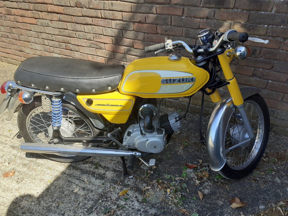 1996 SUZUKI Collida K50 Motorcycle For Sale (picture 4 of 6)