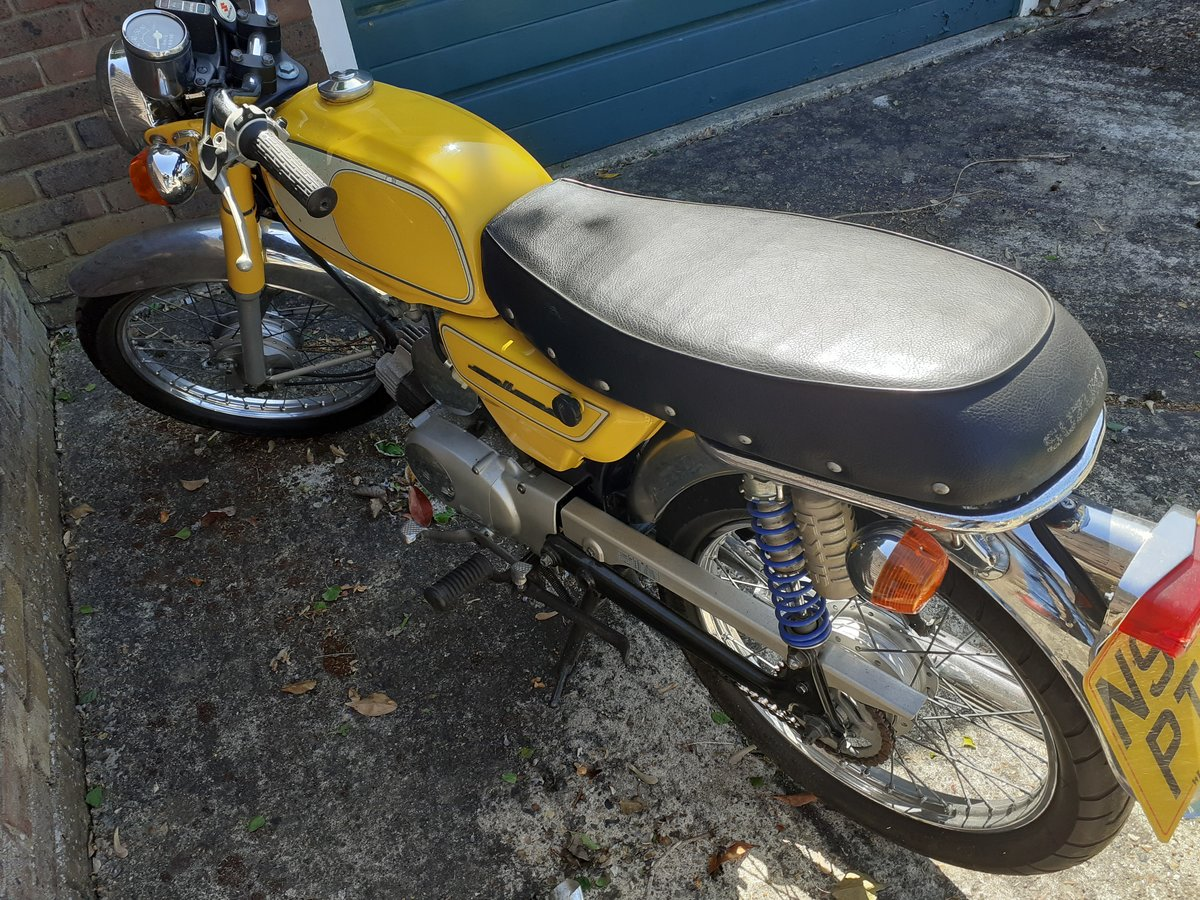 1996 SUZUKI Collida K50 Motorcycle For Sale (picture 6 of 6)