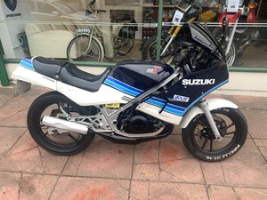 Picture of 1984 SUZUKI RG250 JAP IMPORT 31161KM