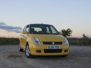 2006 Suzuki Swift 1.5 VVTS GLX Auto 5DR 2 Former + S/History