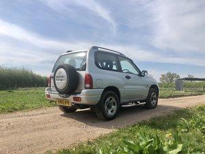 2005 Suzuki Vitara - ONE OWNER FROM NEW