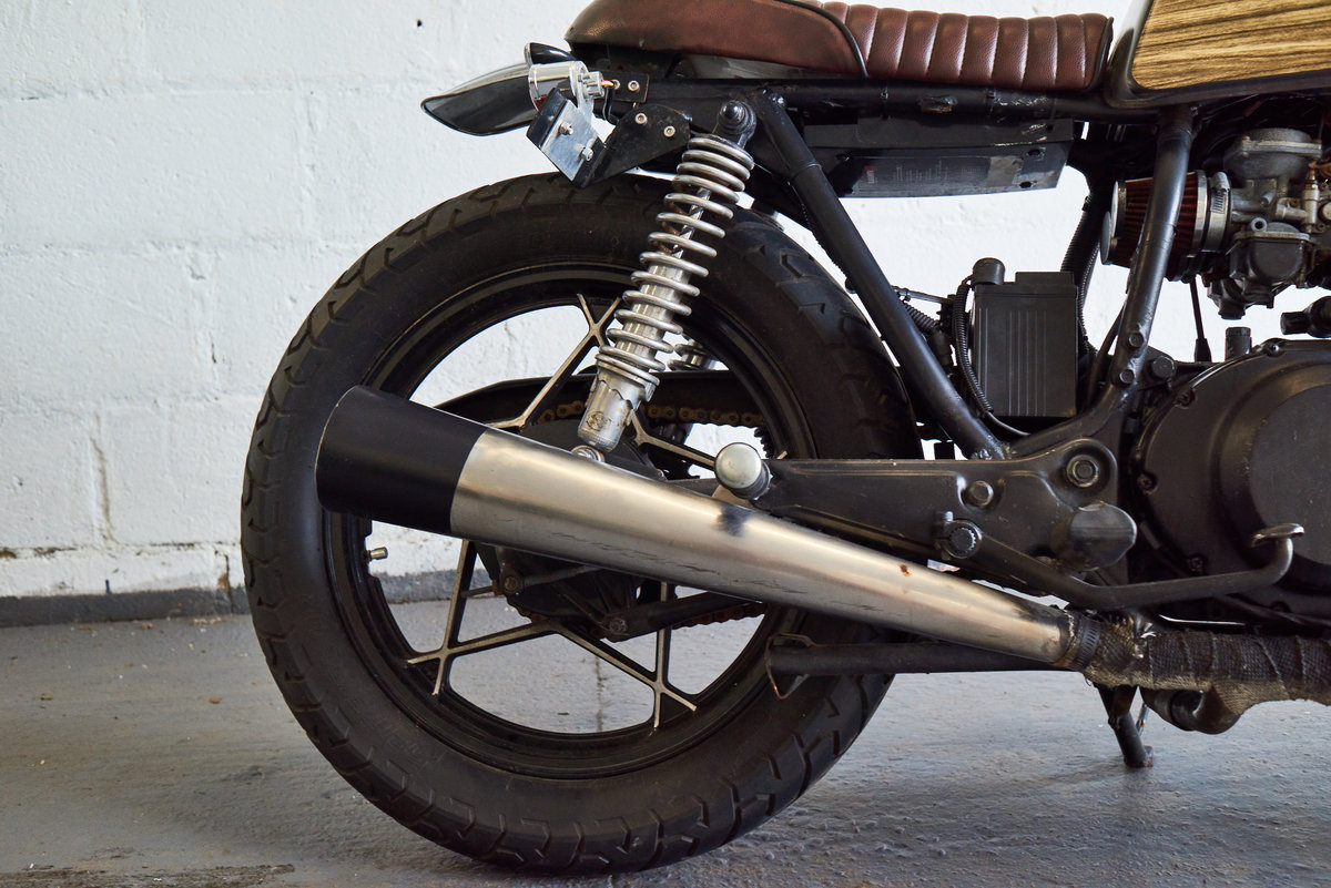 1982 SUZUKI GS450 Cafe Racer For Sale (picture 3 of 6)