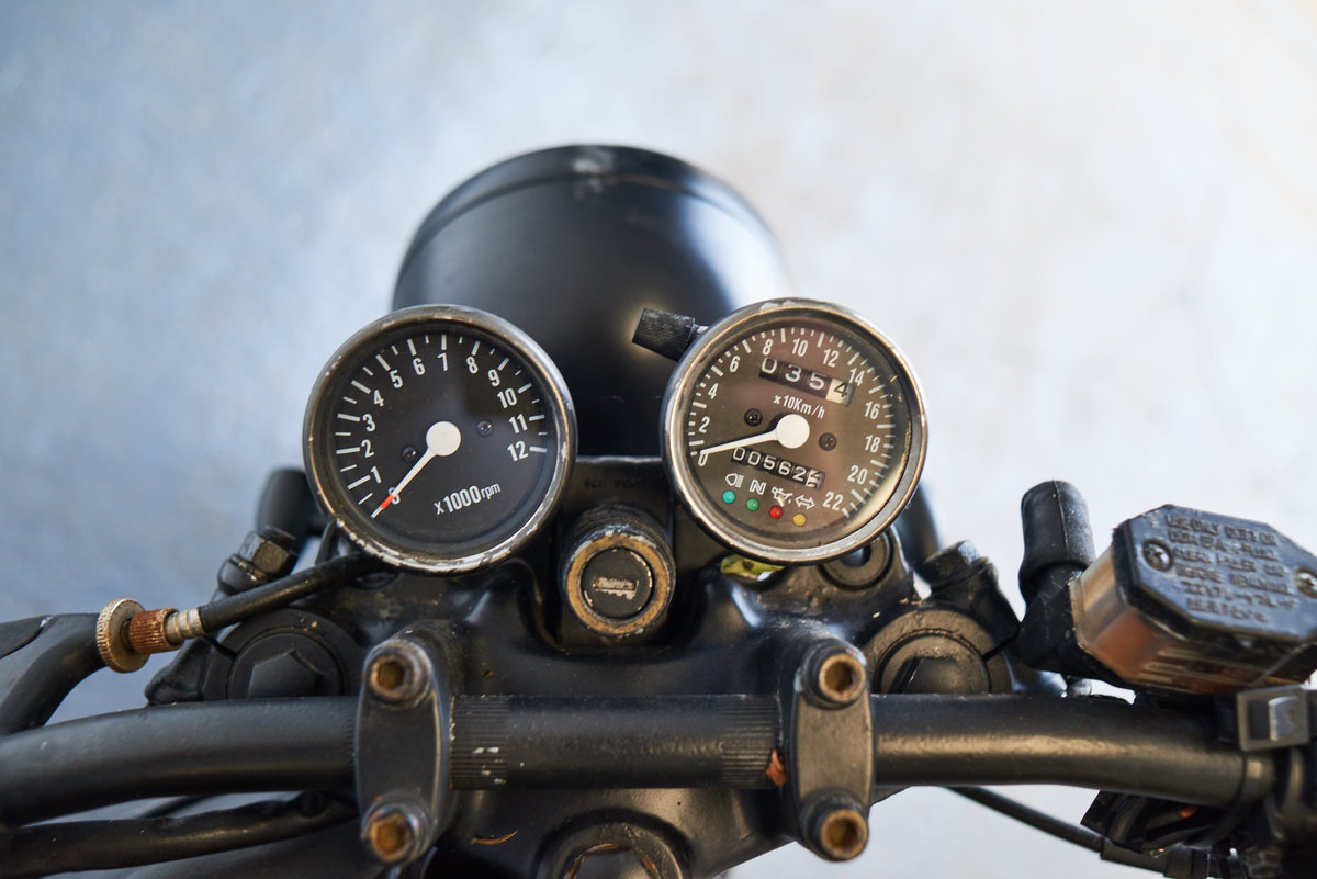 1982 SUZUKI GS450 Cafe Racer For Sale (picture 4 of 6)