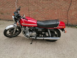 Picture of 1979 SUZUKI GS1000 E
