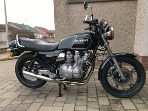 Suzuki GS850G Immaculate, fully restored