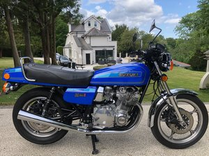 1983 GS1000ET 1085cc Superb