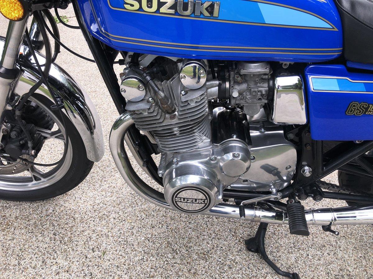 1983 GS1000ET 1085cc Superb SOLD (picture 3 of 6)