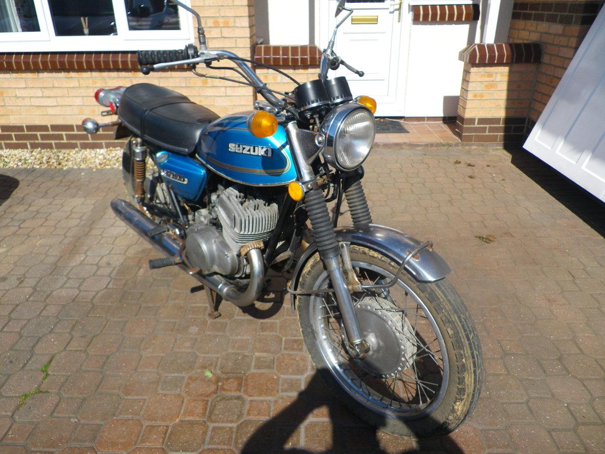 1974 Suzuki T500 For Sale (picture 3 of 5)