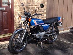 1981 Suzuki GP125
