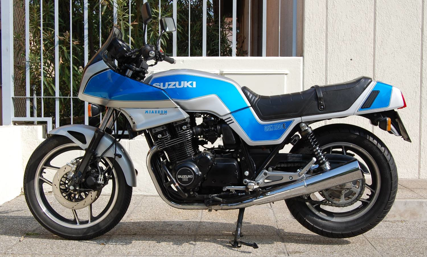 1983 Suzuki GSX 1100 E For Sale (picture 1 of 4)