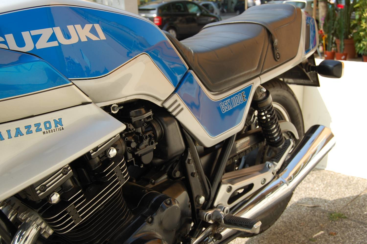 1983 Suzuki GSX 1100 E For Sale (picture 4 of 4)
