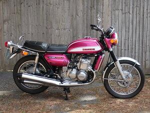 1972 Suzuki GT750 J