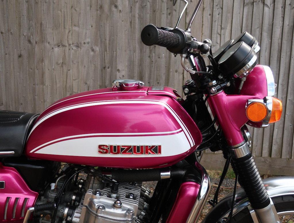 1972 Suzuki GT750 J  For Sale (picture 2 of 6)