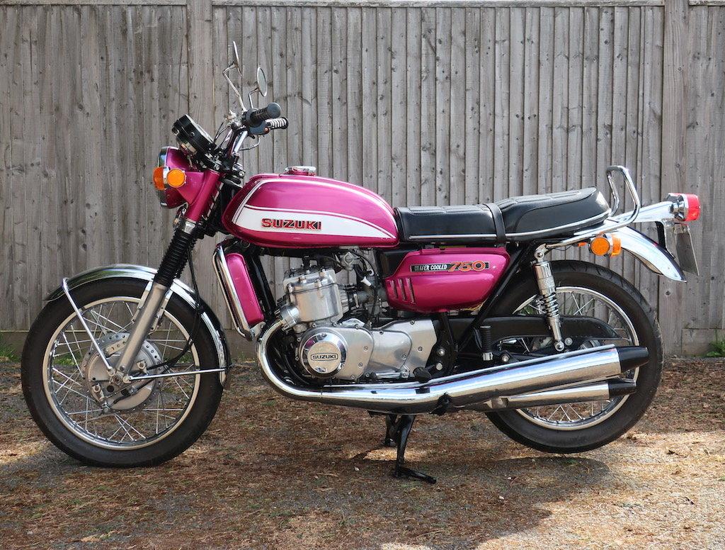 1972 Suzuki GT750 J  For Sale (picture 4 of 6)
