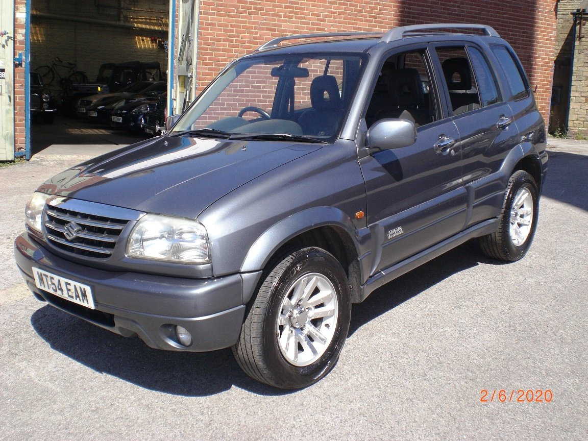 2004 Suzuki Grand Vitara 2.5 V6 Exec (Manual) For Sale (picture 1 of 6)