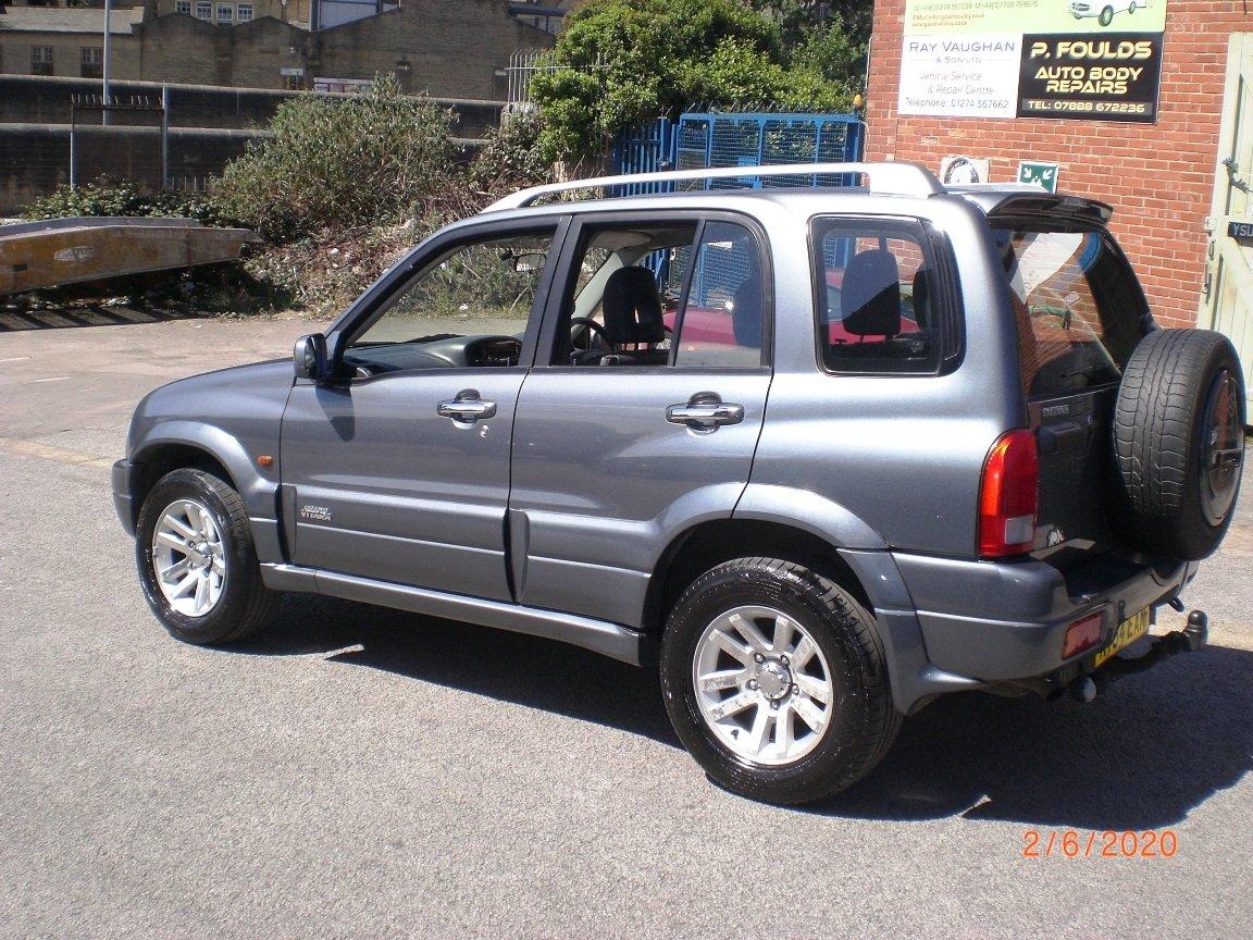 2004 Suzuki Grand Vitara 2.5 V6 Exec (Manual) For Sale (picture 3 of 6)
