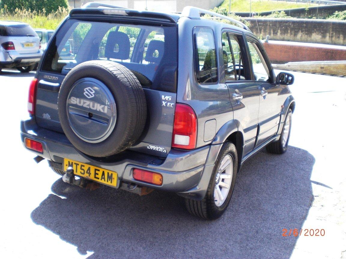 2004 Suzuki Grand Vitara 2.5 V6 Exec (Manual) For Sale (picture 4 of 6)
