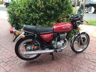 Suzuki 185cc GT Classic