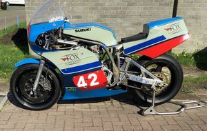 Harris Suzuki XR 69