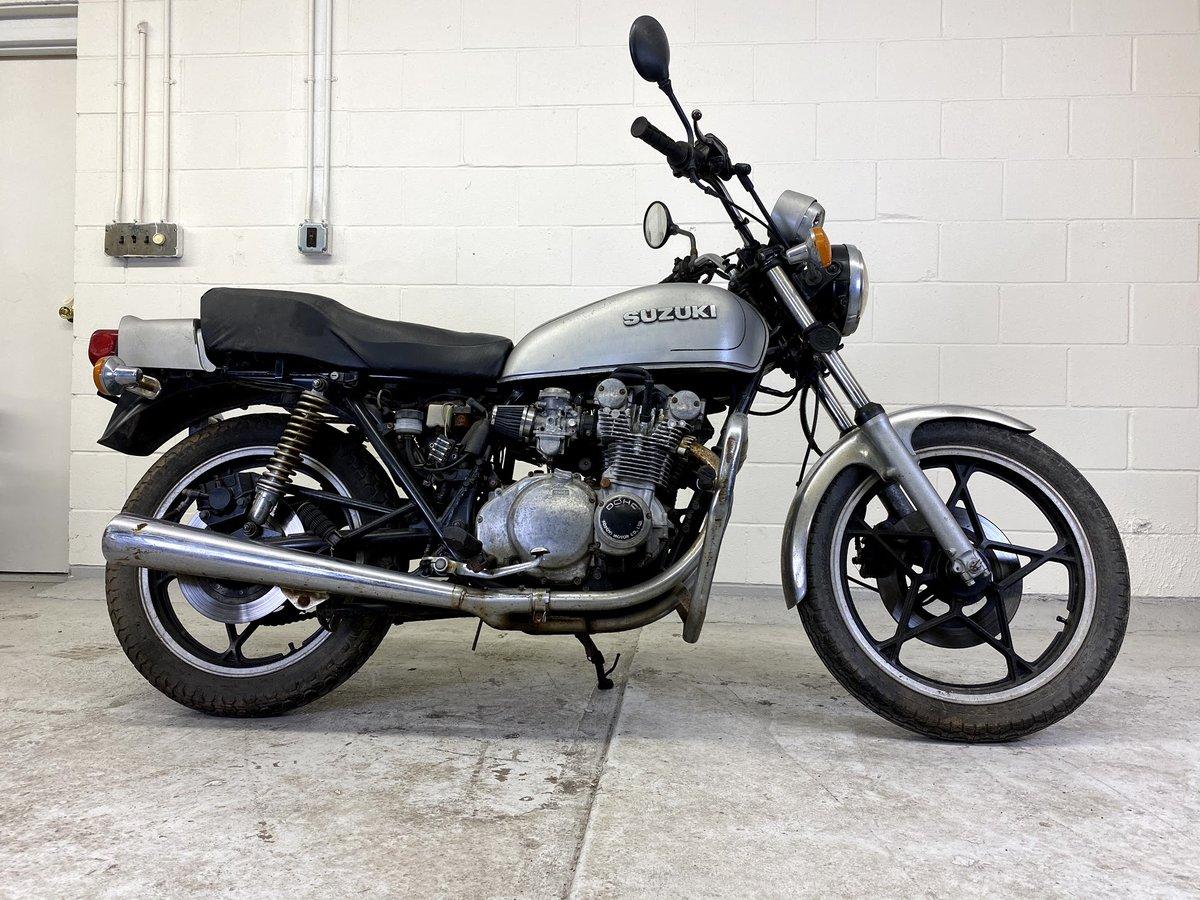 1980 Suzuki GS550 SOLD (picture 2 of 6)