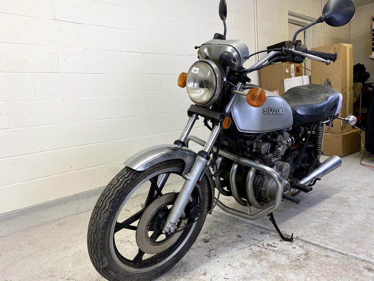 1980 Suzuki GS550 SOLD (picture 5 of 6)