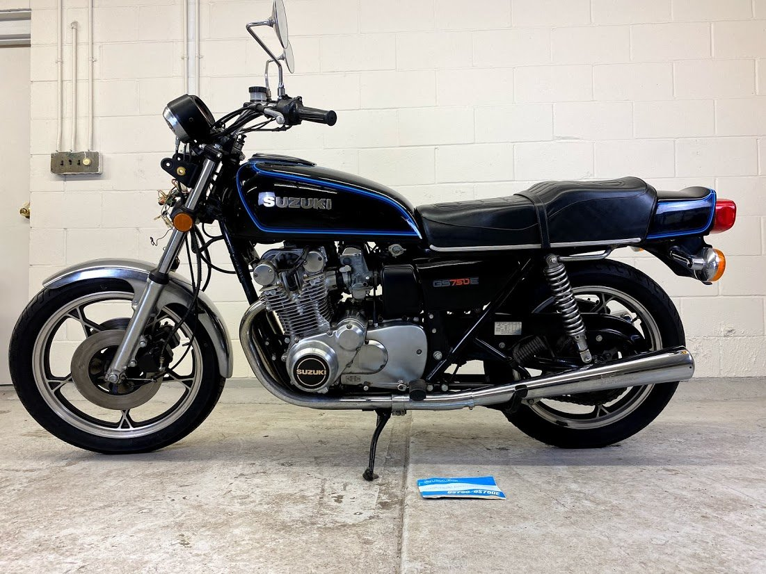 1979 Suzuki GS750 SOLD (picture 1 of 6)