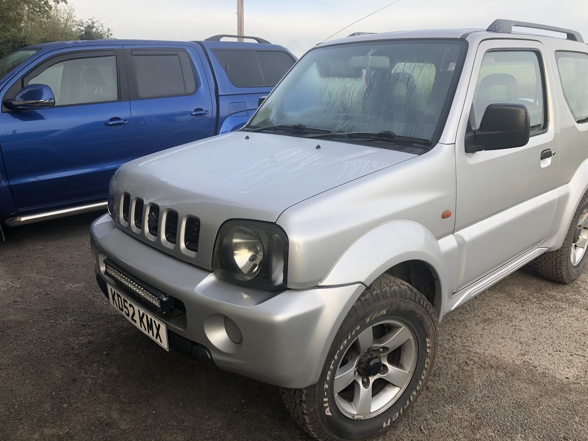 2002 Jimny Automatic For Sale (picture 1 of 6)
