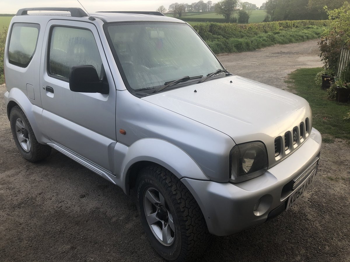 2002 Jimny Automatic For Sale (picture 2 of 6)