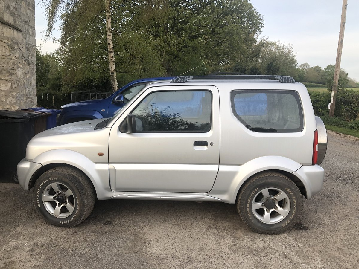 2002 Jimny Automatic For Sale (picture 3 of 6)