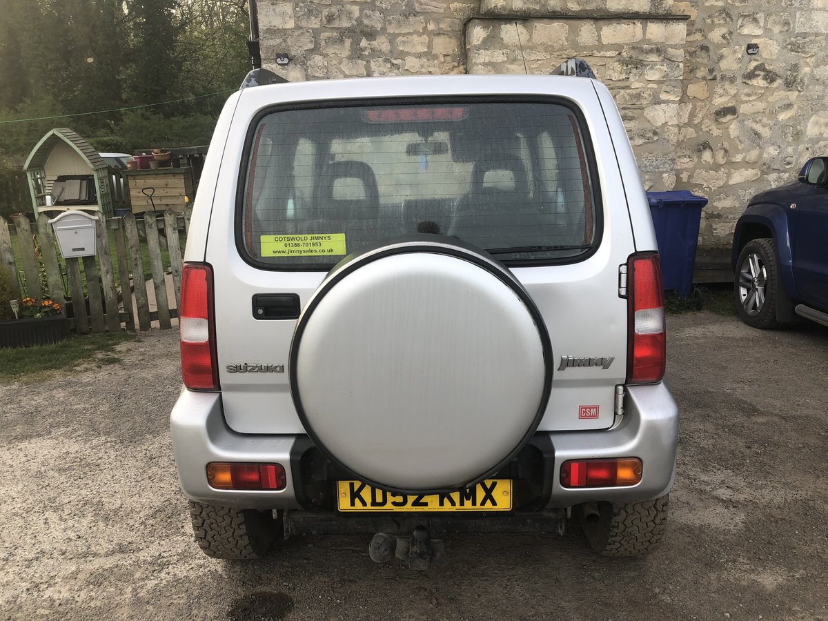 2002 Jimny Automatic For Sale (picture 4 of 6)
