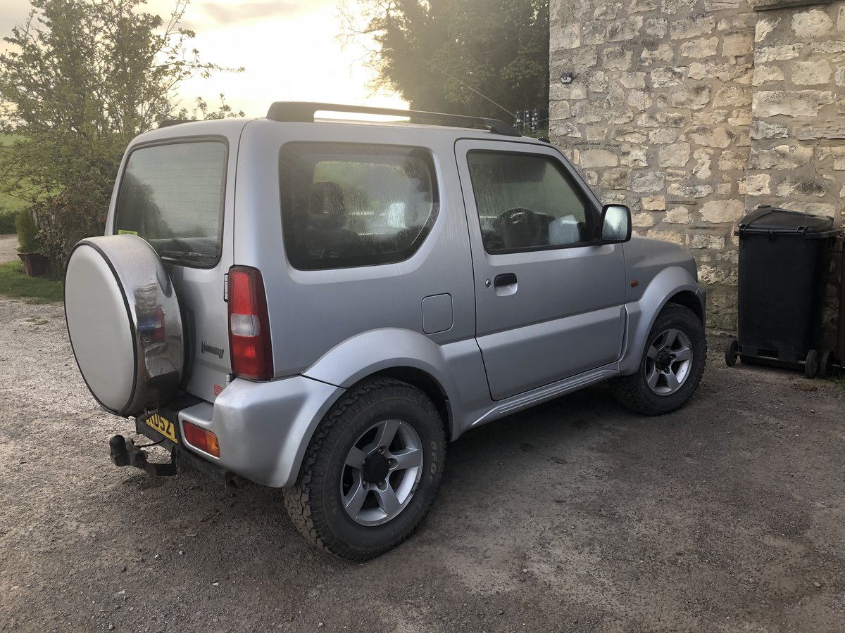 2002 Jimny Automatic For Sale (picture 5 of 6)