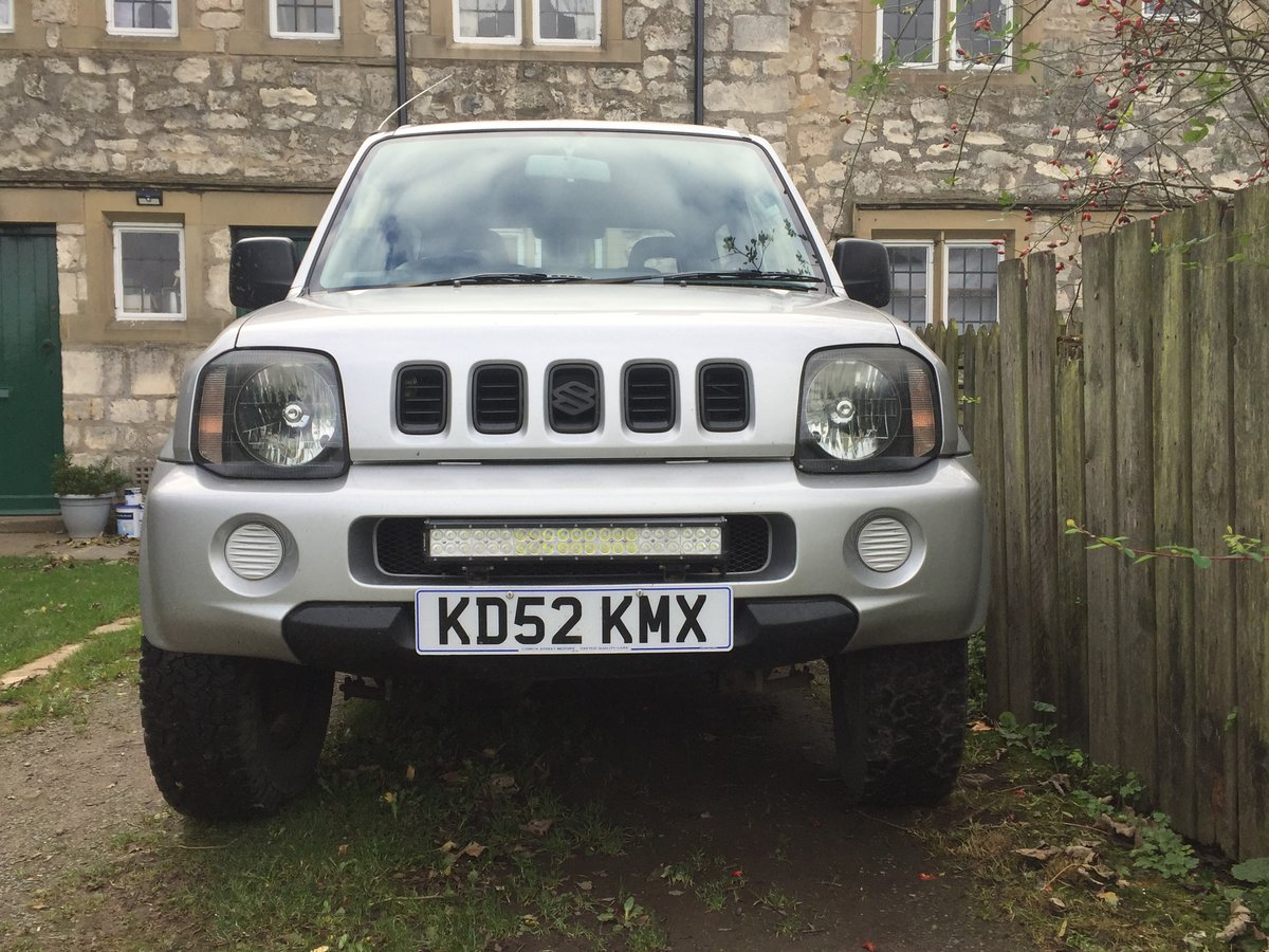 2002 Jimny Automatic For Sale (picture 6 of 6)