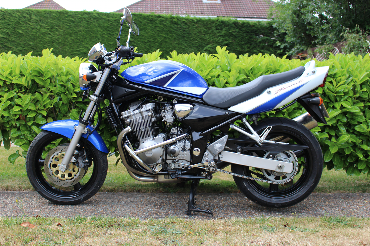 2007 Suzuki Bandit GSF600 Z Limited Edition For Sale (picture 6 of 6)