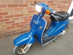 Vintage suzuiki 50cc roadie moped scooter