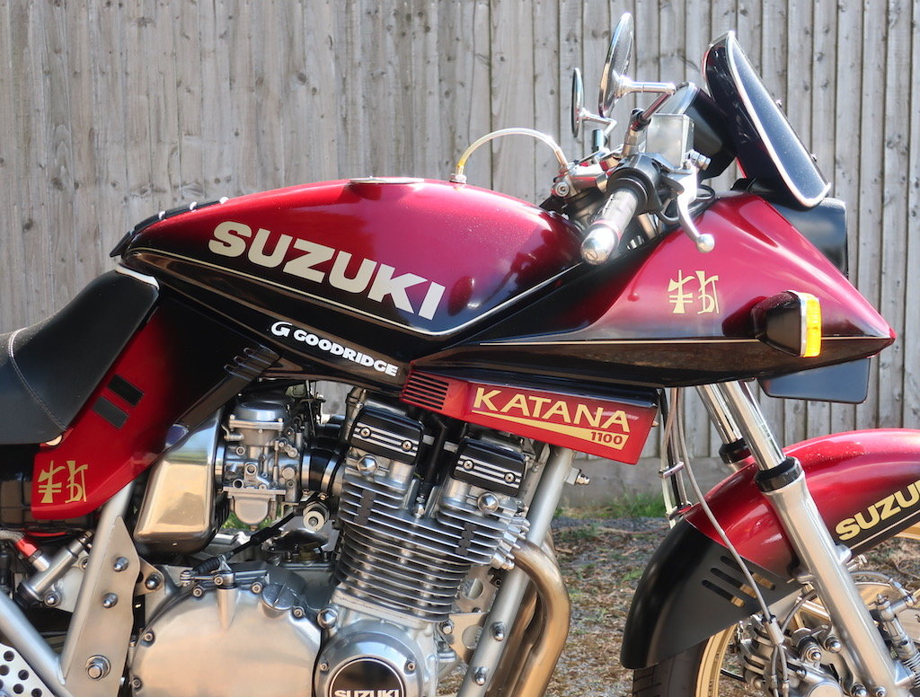1982 Suzuki Katana 1100  For Sale (picture 2 of 6)