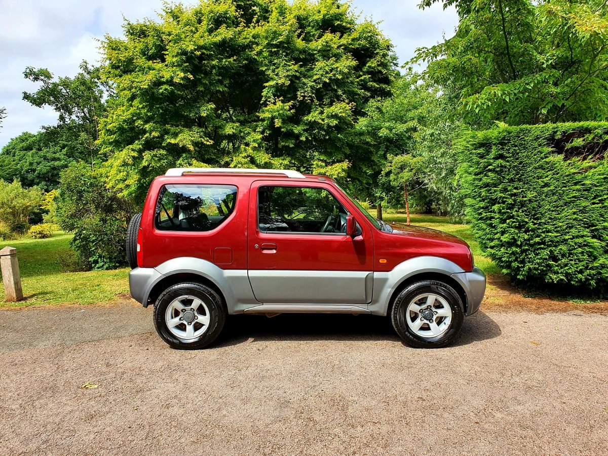 2007 suzuki jimny jlx+! 55k-miles! Ac,leather! For Sale (picture 3 of 6)