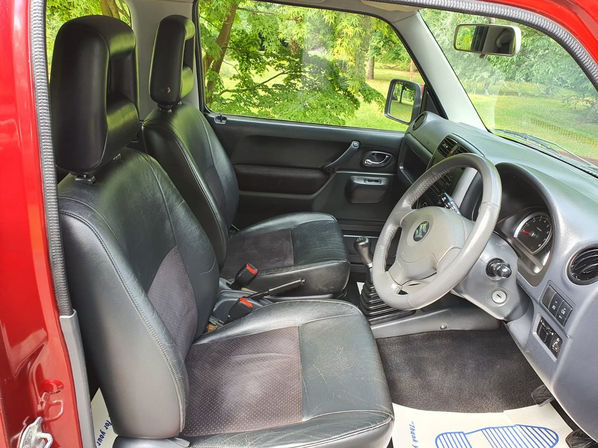 2007 suzuki jimny jlx+! 55k-miles! Ac,leather! For Sale (picture 5 of 6)